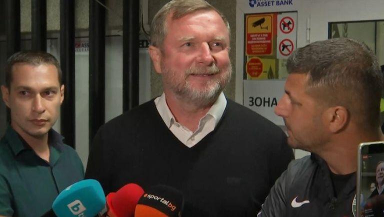 Павел Върба: Някои играчи си почиваха и затова вече няма да са част от Лудогорец