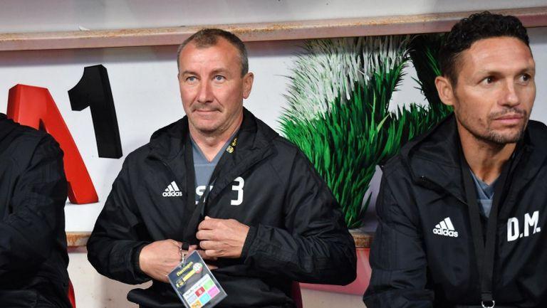 Стамен Белчев: Надявам се да сме по-силни през новия сезон