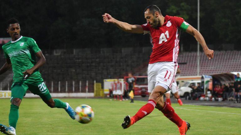 Петър Занев: Вкарахме 5 гола, защото играхме добре