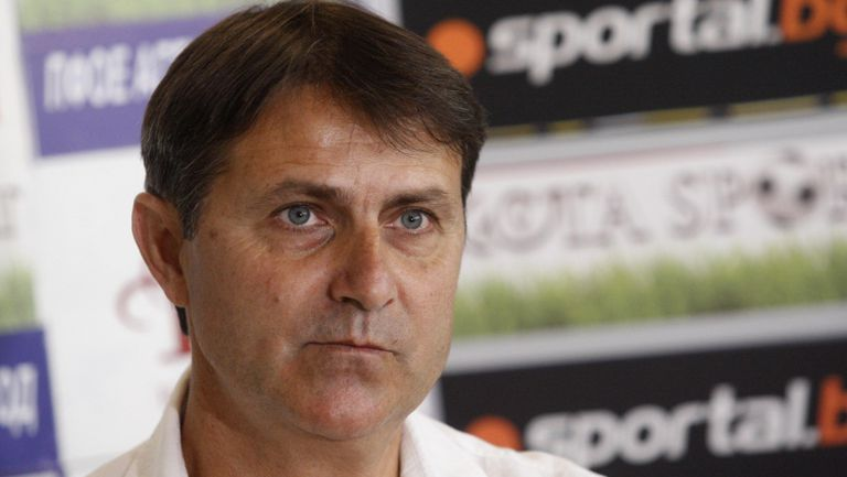 Венко Попов: Със селекцията , която направихме ще гоним победа във всеки един мач