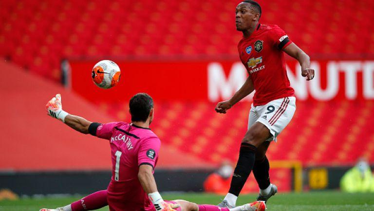 Манчестър Юнайтед - Саутхамптън 2:2
