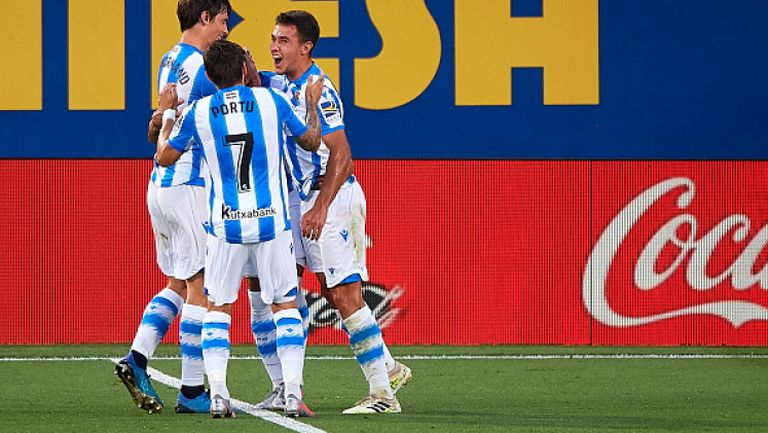 Виляреал - Реал Сосиедад 1:2