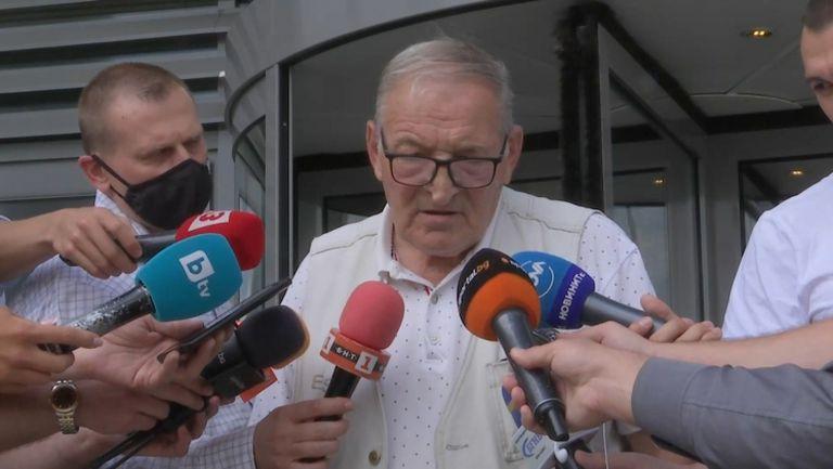 Димитър Пенев след жребия: Победа за старото ЦСКА! Младото не го познавам още