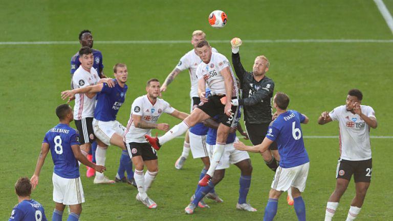 Лестър Сити - Шефилд Юнайтед 2:0