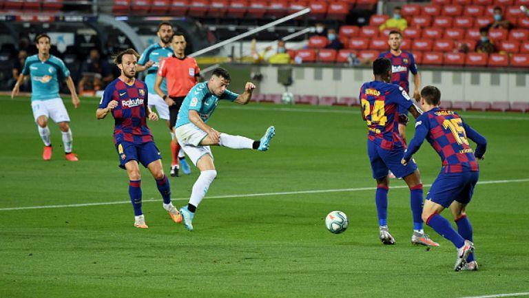 Барселона - Осасуна 1:2