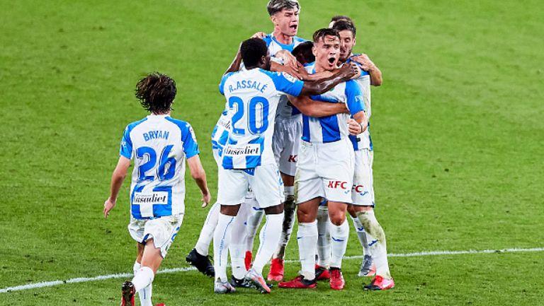 Атлетик Билбао - Леганес 0:2