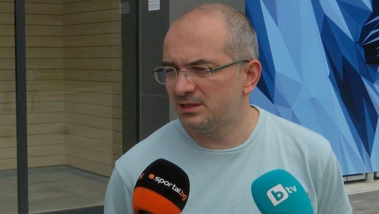 Васил Колев: Левски е на крачка от телевизионен проект за домакинските си мачове
