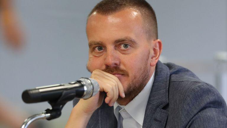 Новият член на Надзорния съвет на Левски Петър Ганев: Никой не може да налага отвън политиката на клуба