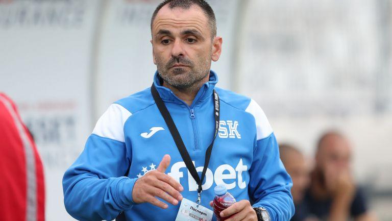 Светлан Кондев: Надиграхме отбора на  Дунав и заслужено спечелихме