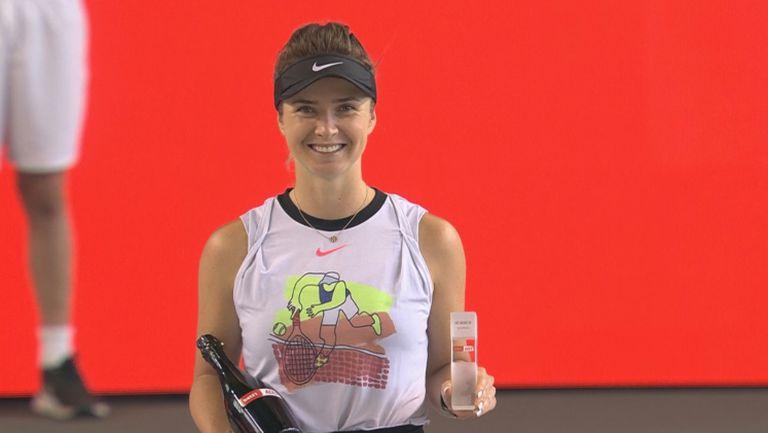 Свитолина спечели демонстративния турнир в Берлин
