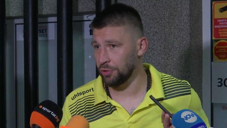 Бандаловски за Славия: Още в първия кръг ще ги нашляпат