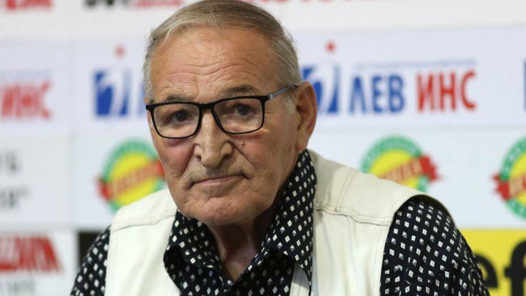 Димитър Пенев: ЦСКА трябва да възвърне своята слава