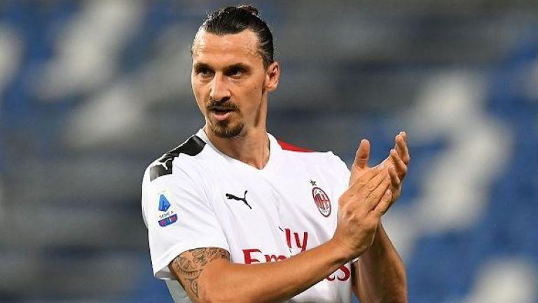 Ибрахимович изкачи Милан до петото място в Серия А