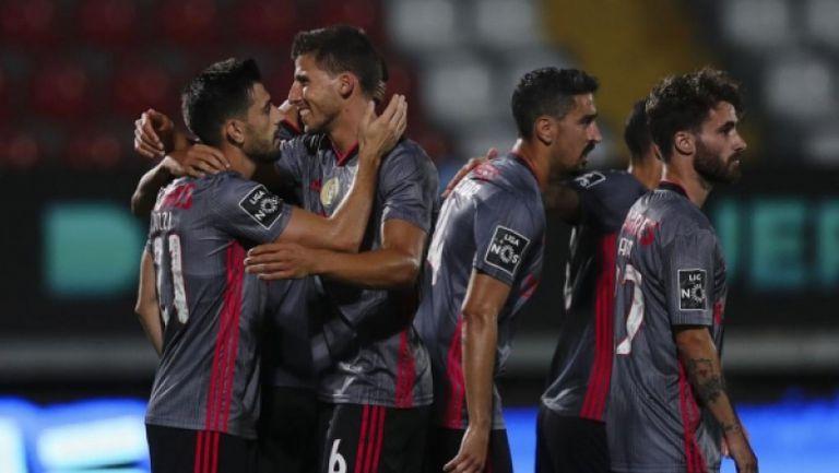 Димитър Шейтанов дебютира срещу Бенфика в първенството на Португалия