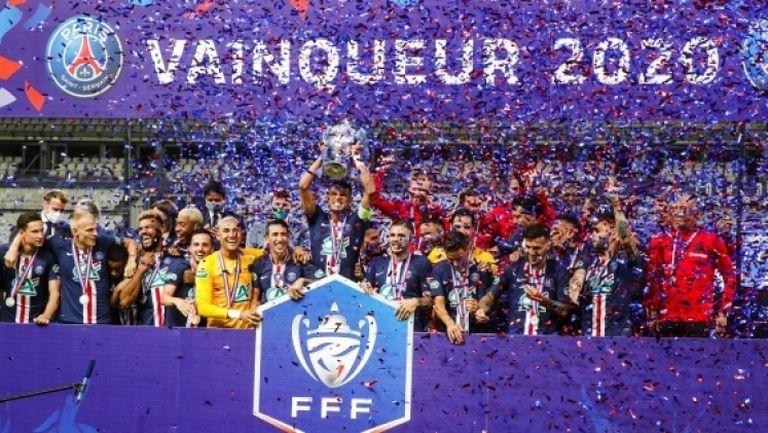 ПСЖ спечели Купата на Франция