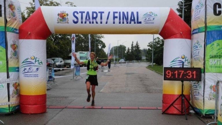 Падна беговия рекорд при жените в 100-километровата Обиколка на Витоша