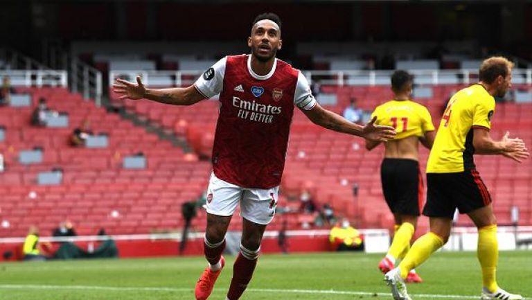 Арсенал - Уотфорд 3:2