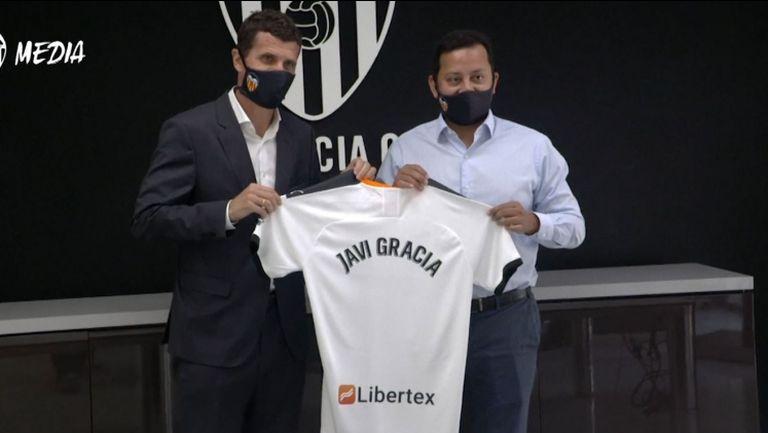 Валенсия с нов треньор