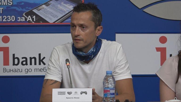 Оливие Жиру помага в каузата на Ицо Янев