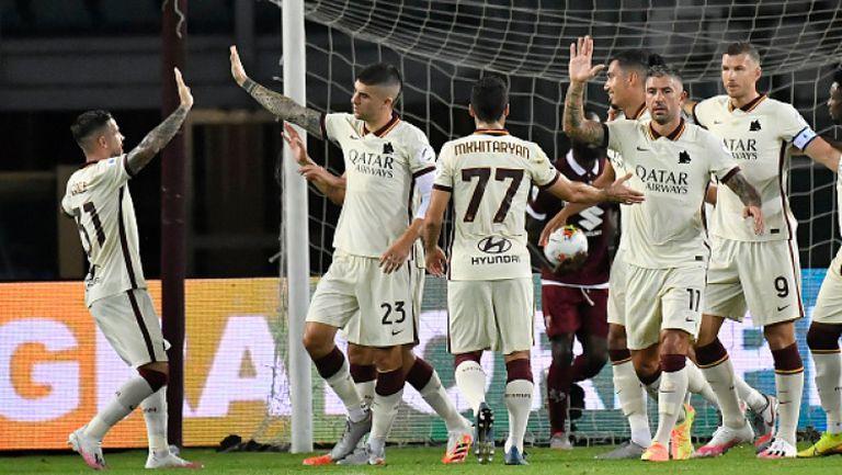 Рома си осигури петото място в Серия А