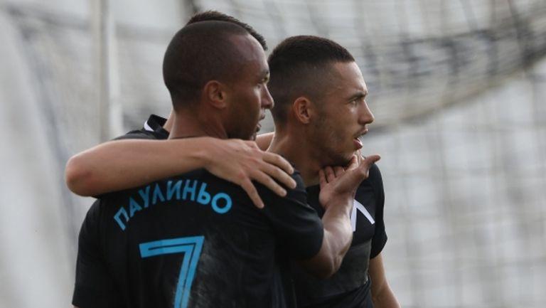 Станислав Иванов се завръща за мача със Славия