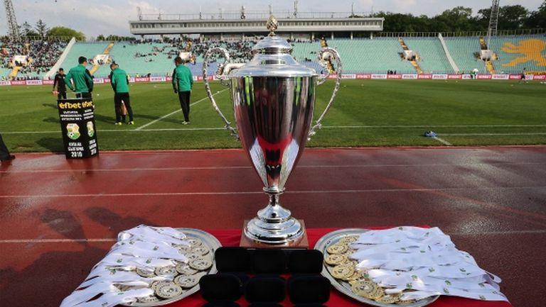 София срещу Пловдив - 16:0 в битката за трофея