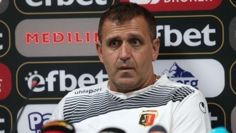 Дейвид Маленбана отпадна от групата на Локо (Пловдив) за финала за Купата на България