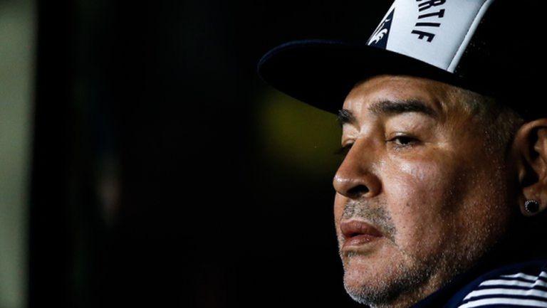 Диего Марадона може да поеме националния отбор на Испания?