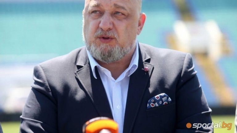 Министърът на спорта: Правителството отпусна 25 млн. лева за строителството на физкултурни салони