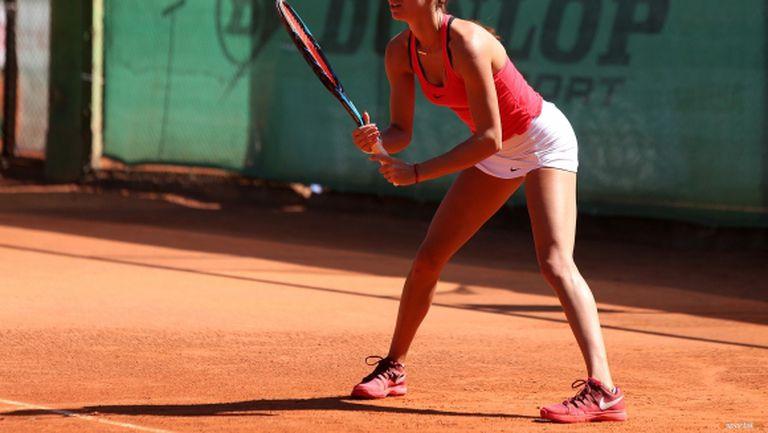 Вангелова с втора загуба в Белград