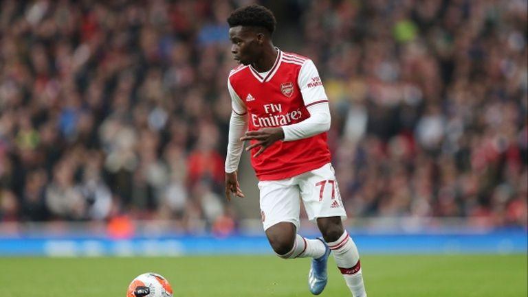 Арсенал подписа с един от големите си таланти