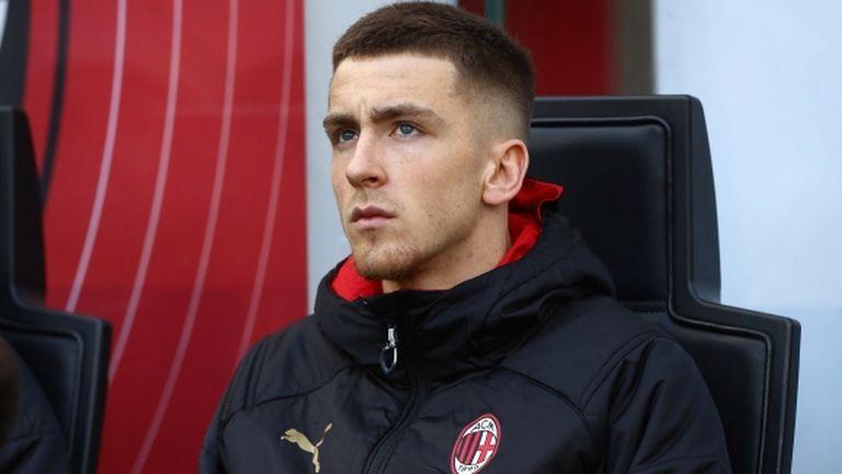 Милан закупи за постоянно 21-годишен талант