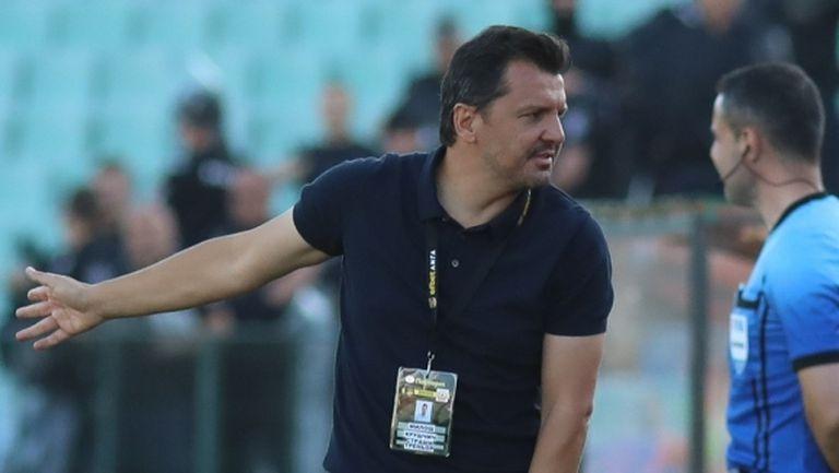 Стоилов: Тази вечер собственикът ще вземе решение за треньора и утре ще го обявим (видео)
