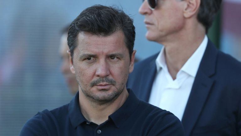 Официално: Милош Крушчич вече не е треньор на ЦСКА-София
