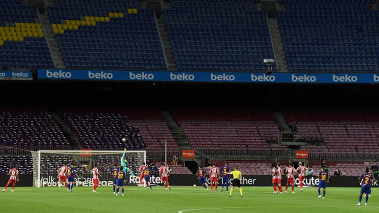 В Испания: Забравете за хора по стадионите, това може да доведе до втора вълна