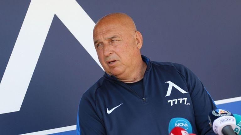 Тодоров: С всеки мач намаляваме, не мога да си обясня как е допуснато Михайлов да е в това състояние (видео)