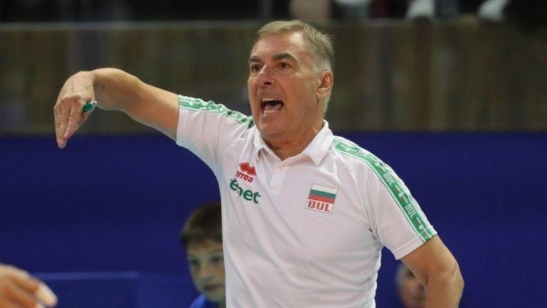 Силвано Пранди: Националният отбор на България за мен е нещо близко, дори лично