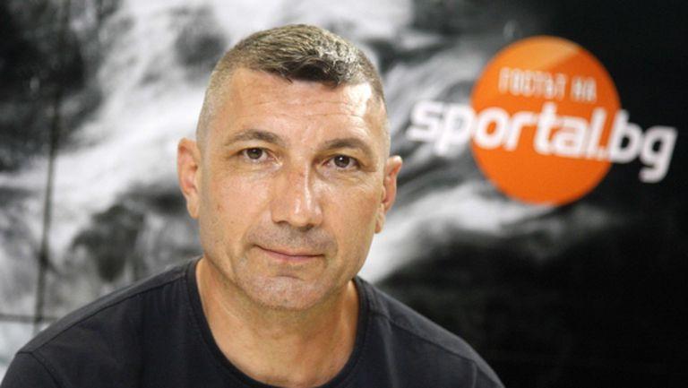 Петков: Имам амбиции в бъдеще да работя в България! Наш клуб може да играе успешно в ШЛ (видео)
