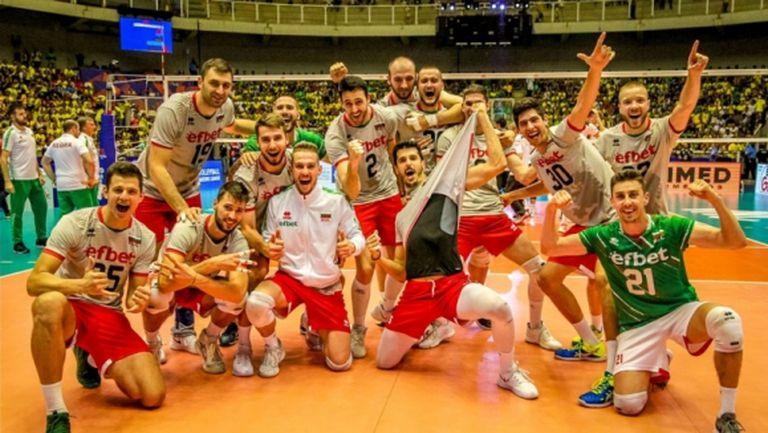 България остава №14 в световната ранглиста