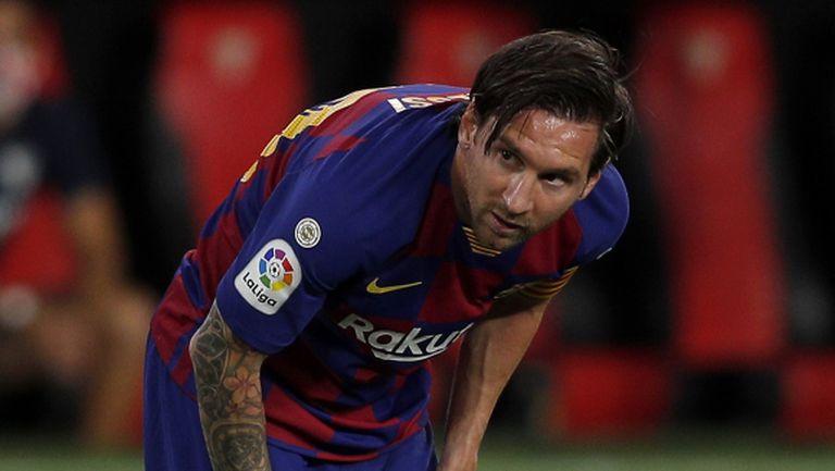 Меси е по-важен от президента на Барселона, смята аржентинска легенда