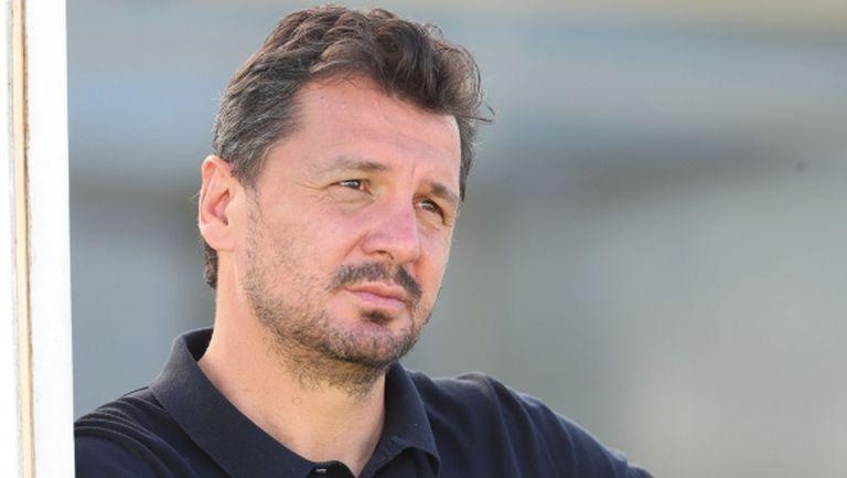 Крушчич: Казах, че напускам и футболистите се разплакаха, нито веднъж ЦСКА не е получил съдийска помощ