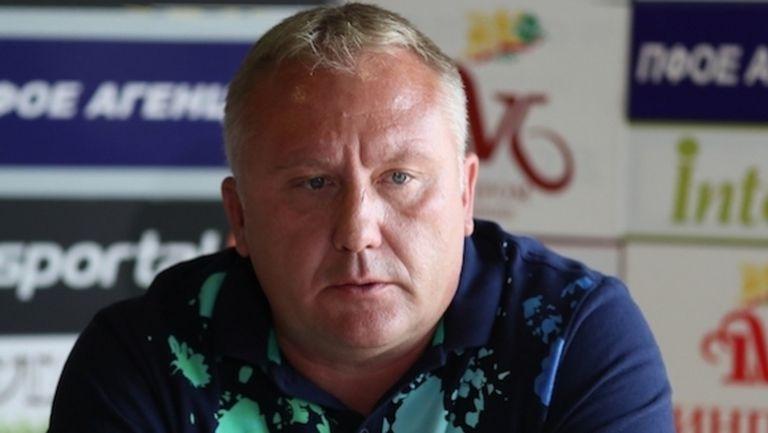 Киров: Имам представа с кои да се разделим, показахме, че сме далеч от Лига Европа