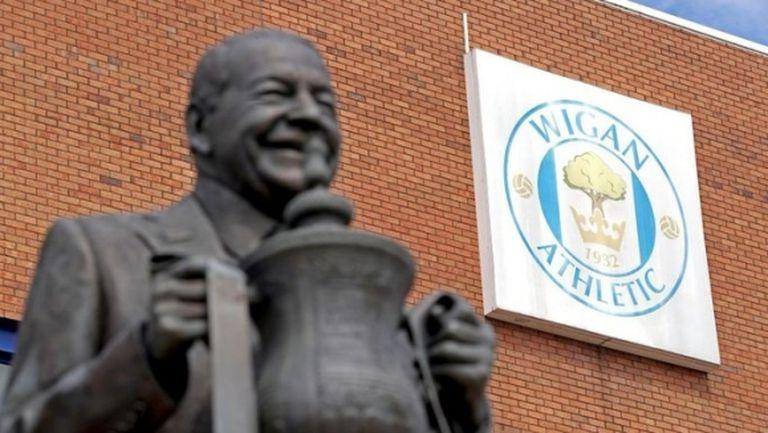 Уигън започна съкращения сред служителите на клуба
