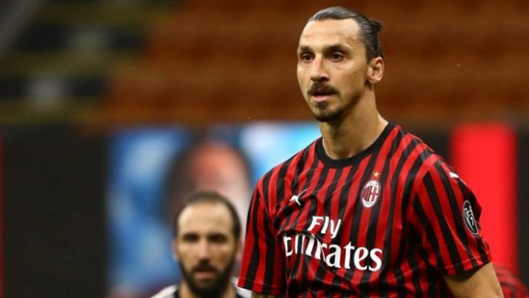 Класически Ибра: Ако бях в Милан от началото на сезона, щяхме да сме шампиони