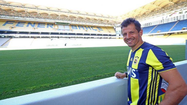Легенда на турския футбол постигна нещо историческo (видео)
