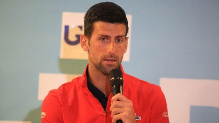 """Джокович се обяви за жертва на """"лов на вещици"""" и заяви: Не знам за US Open"""