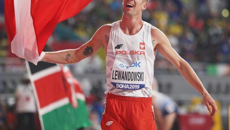 Марчин Левандовски атакува рекорда на Полша на 2000 метра