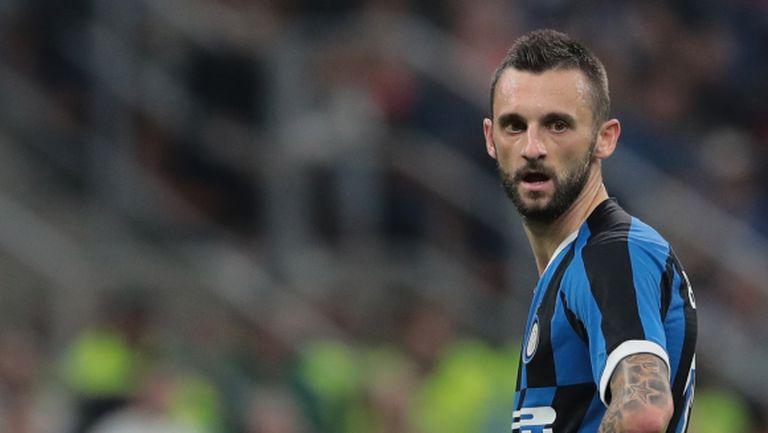 Футболист на Интер мина на червено с 0,54 промила
