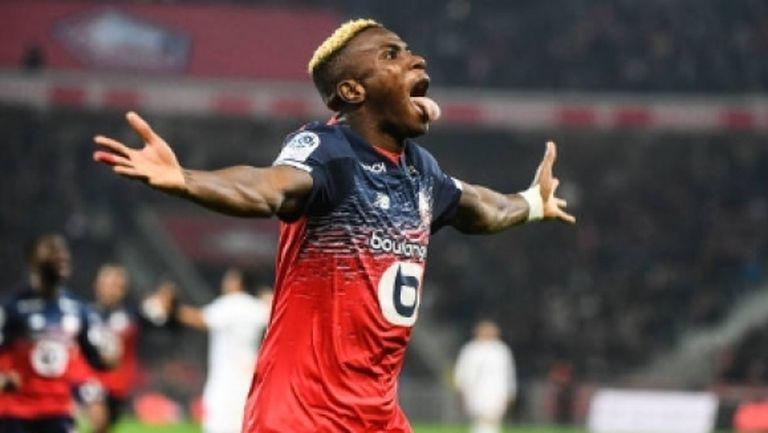 Милан също пожела Осимен