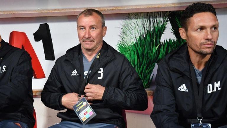 Белчев постави целта с ЦСКА-София в Европа, иска да продължи свое постижение